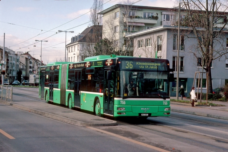 MAN NG 353/A23 Nr. 755