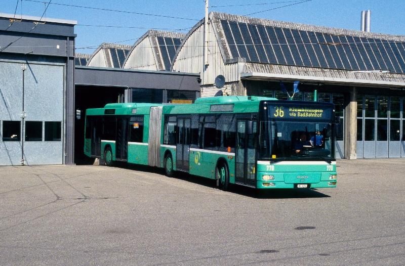 MAN NG 353/A23 Nr. 770