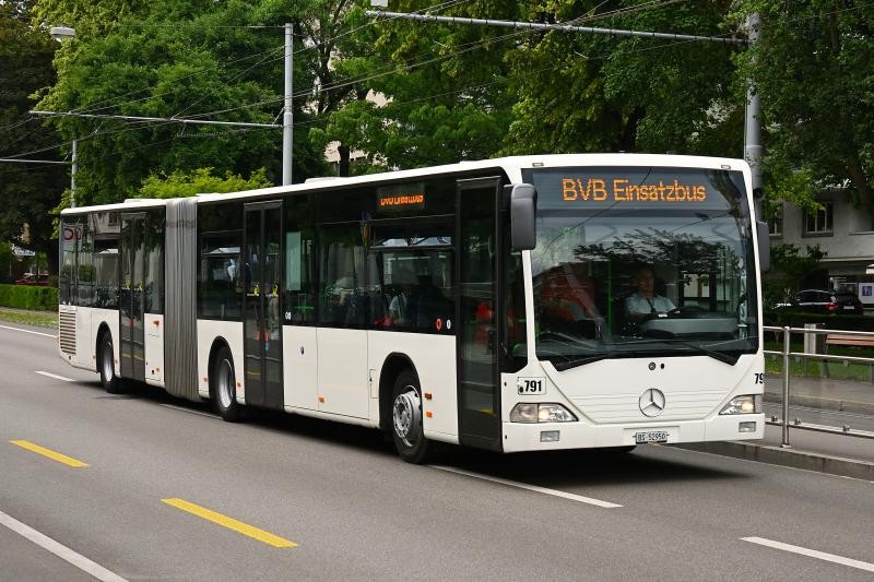 MB O 530 GÜ Citaro C1 Nr. 791