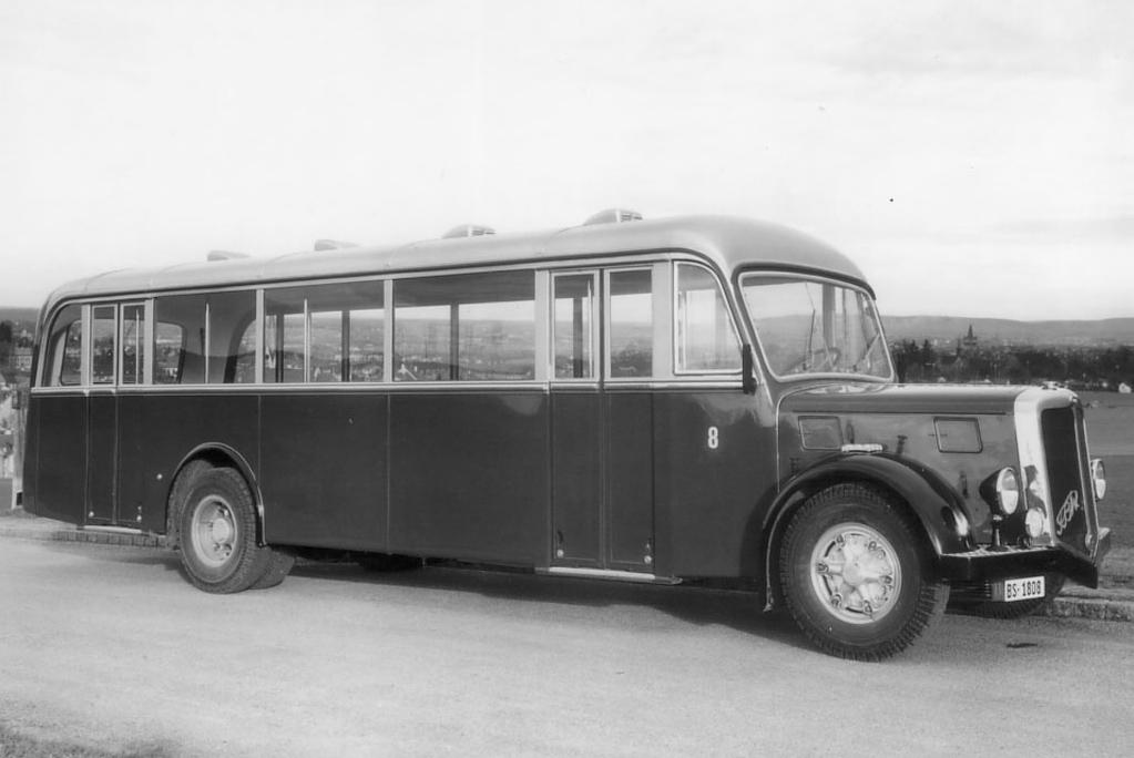 FBW Typ 51 Nr. 8