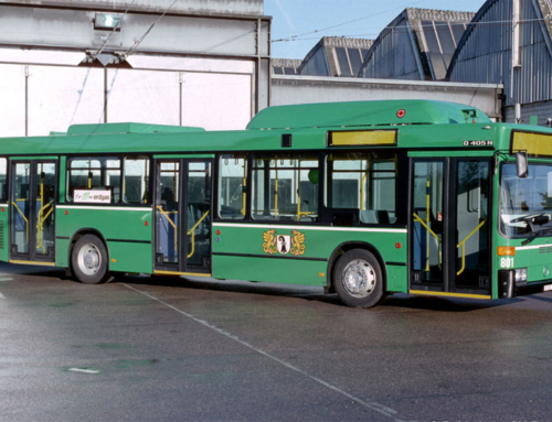 MB O 405 N2 CNG Nrn. 801–812