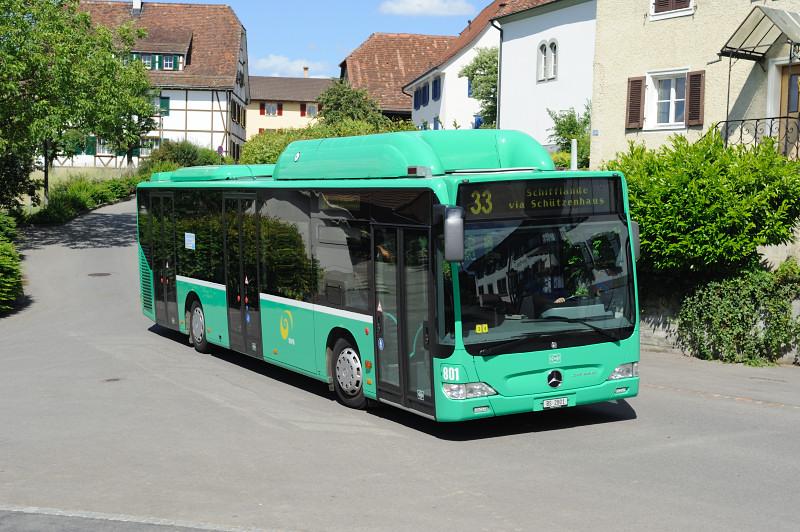 MB O 530 CNG Citaro FL Nr. 801