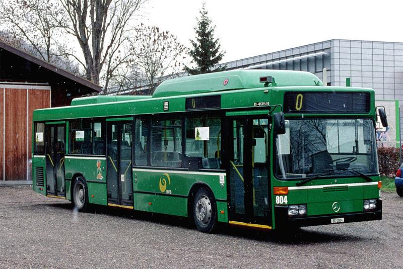 MB O 405 N2 CNG Nr. 804