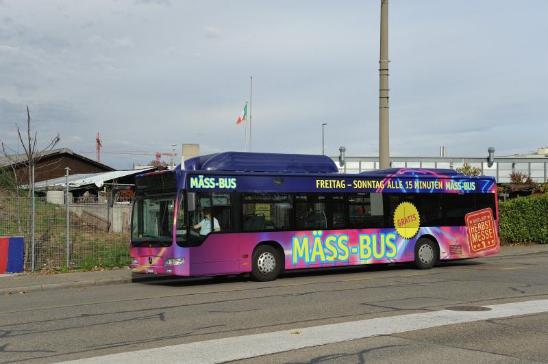 MB O 530 CNG Citaro FL Nr. 804 «Mäss-Bus»