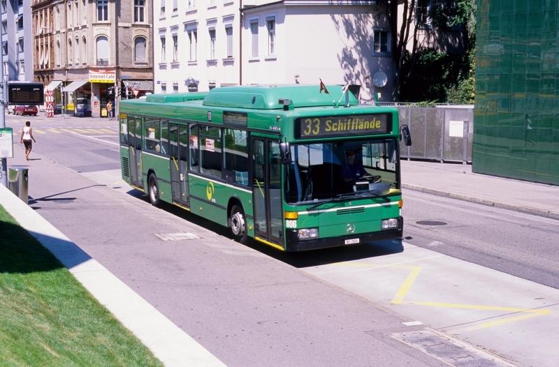 MB O 405 N2 CNG Nr. 806