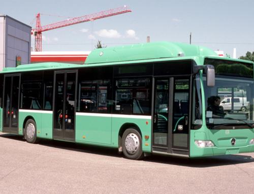 MB O 530 CNG Citaro FL Nrn. 801–810
