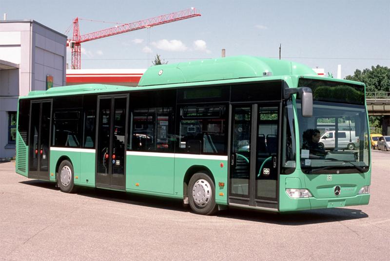 MB O 530 CNG Citaro FL Nr. 807