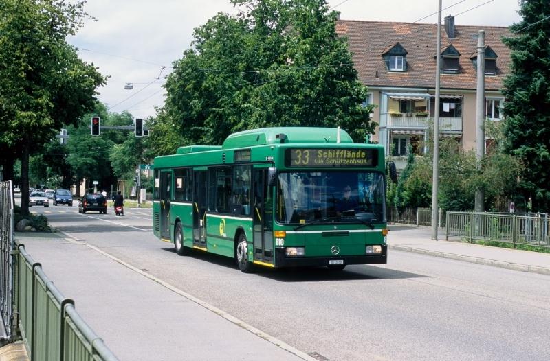 MB O 405 N2 CNG Nr. 810