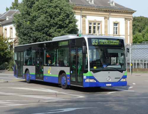 MB O 530 Citaro C1 Nrn. 811–812