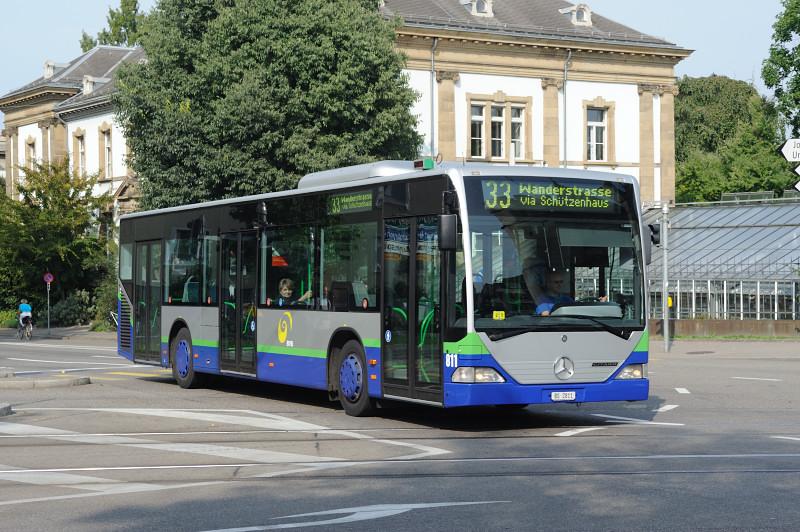MB O 530 Citaro C1 Nr. 811