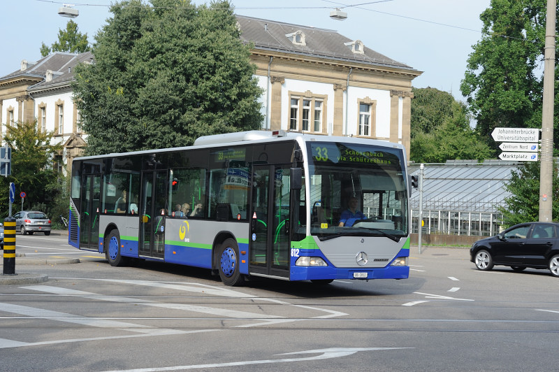 MB O 530 Citaro C1 Nr. 812