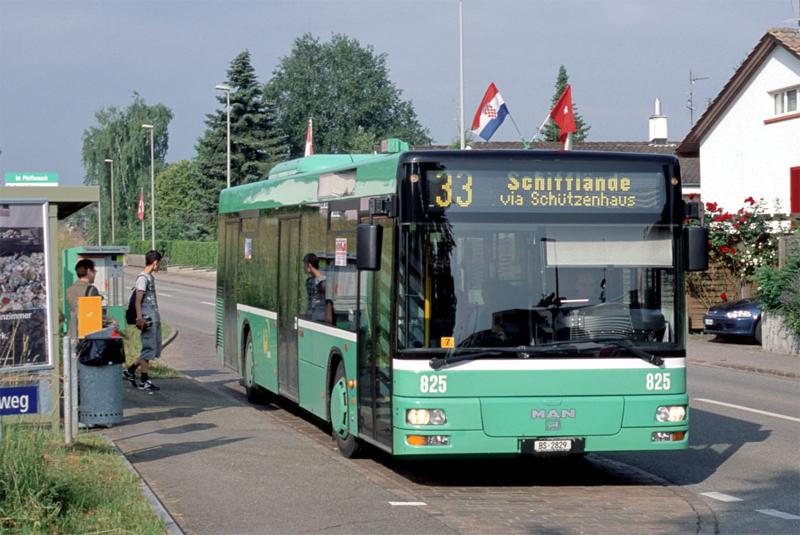MAN NL 313/A21 Nr. 825