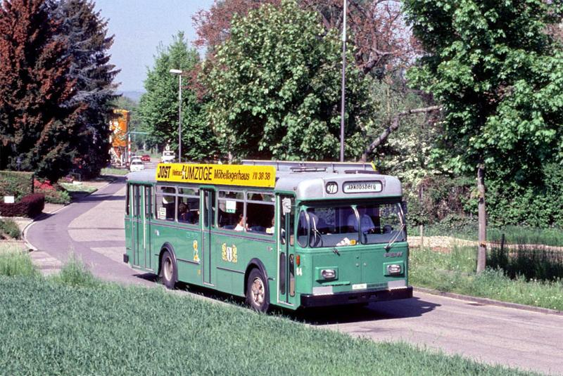 FBW 71U Nr. 84