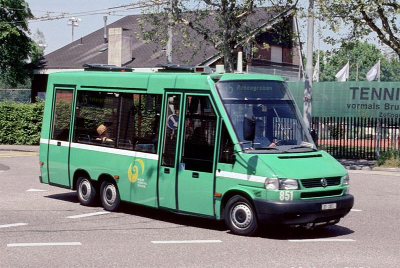 VW/kutsenits City III T4 Nr. 851