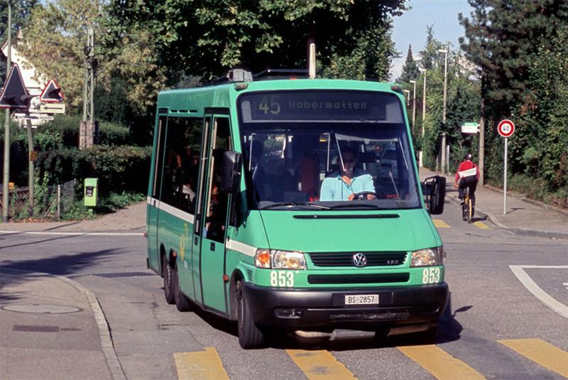 VW/kutsenits City III T4 Nr. 853