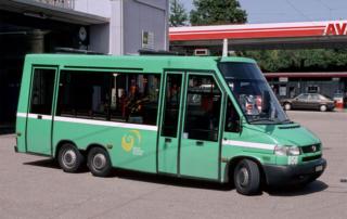 VW/kutsenits City III T4 Nr. 856