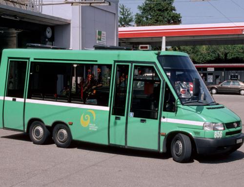 VW/kutsenits City III T4 Nrn. 851–856