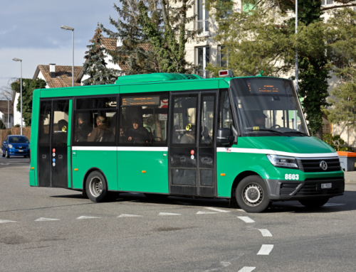 K-Bus City VIII Nrn. 8601–8605