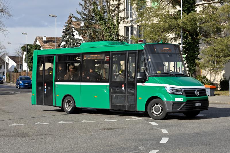 K-Bus City VI Nr. 8603