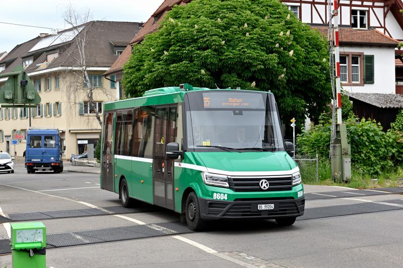 K-Bus City VIII Nr. 8604
