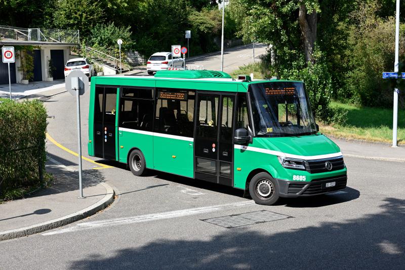 K-Bus City VIII Nr. 8605