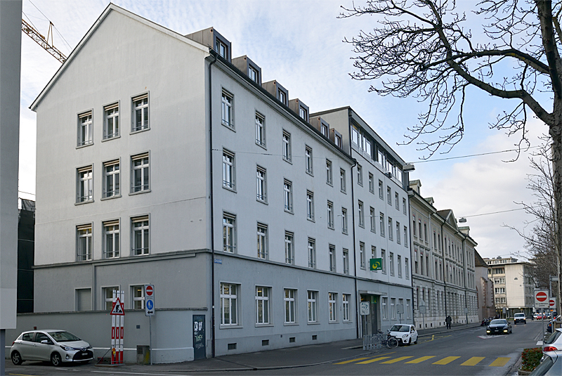 Claragraben 55