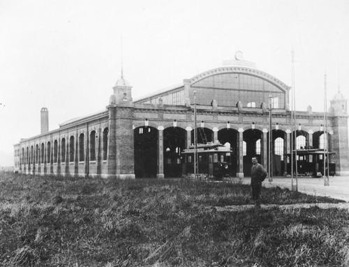 Depot Allschwilerstrasse