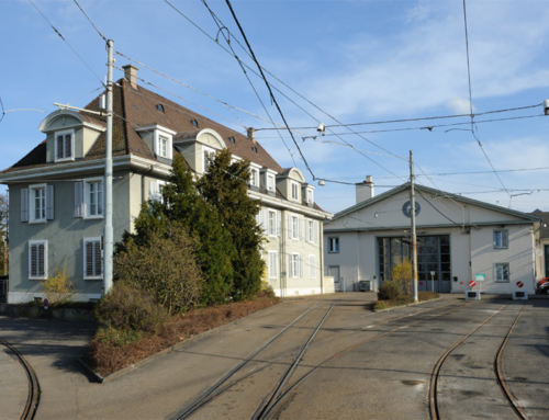 Depot Dreispitz