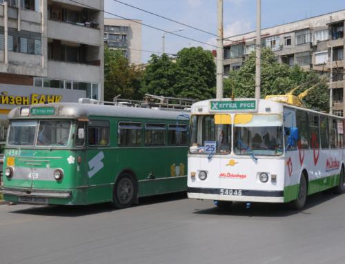 Gradski Transport, Ruse