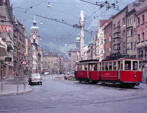 Innsbrucker Verkehrsbetriebe