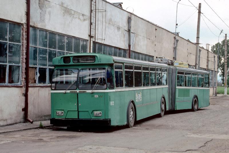 FBW 91GTS Nr. 912