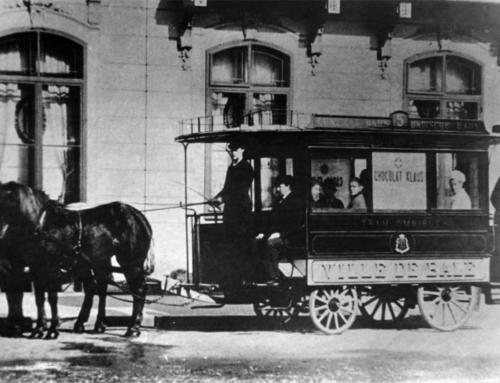 Der Basler Tram-Omnibus
