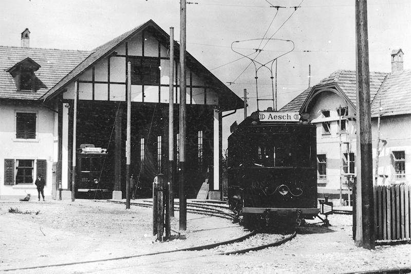 Depot Aesch