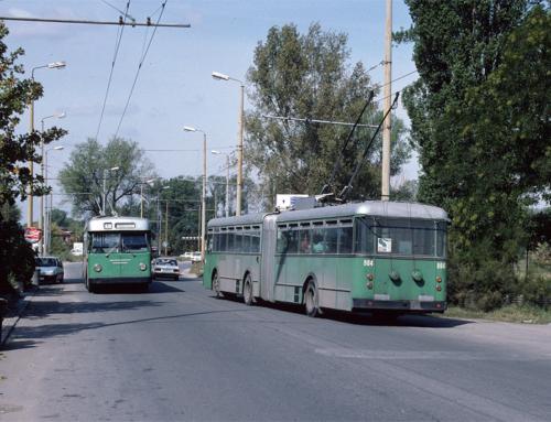 Trolleybus Transport Pazardzhik AD