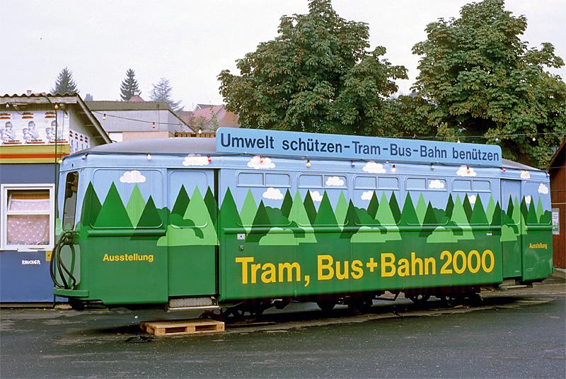 B3 1335 «Tram, Bus und Bahn 2000»
