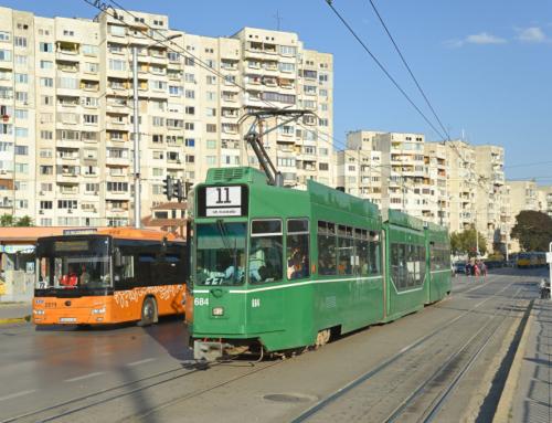 Stolitschen Elektrotransport AG, Sofia