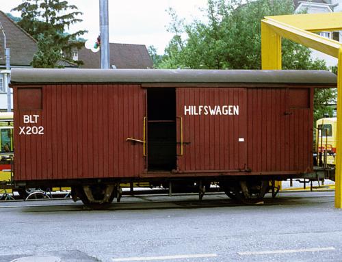 X 202 (Hilfswagen)