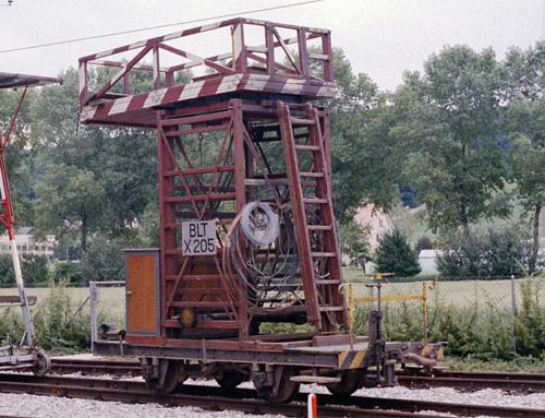 X 205 (Turmwagen)
