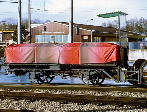 X 203 (Schotterwagen/Schneepflug)