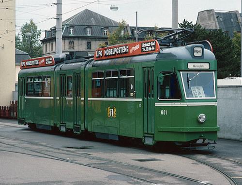 Be 4/6 601–602 «Tatzelwurm»