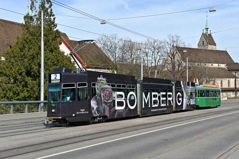 Be 4/6 661 «Bomberg»