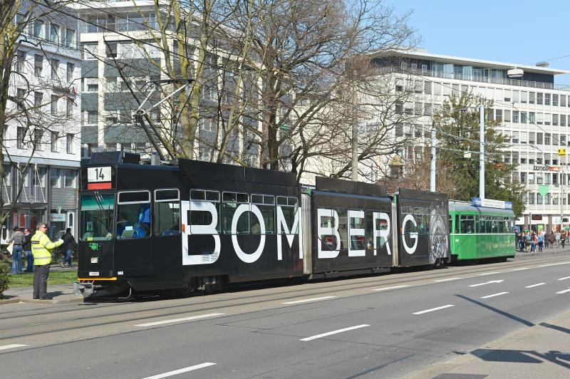 Be 4/6 666 «Bomberg»