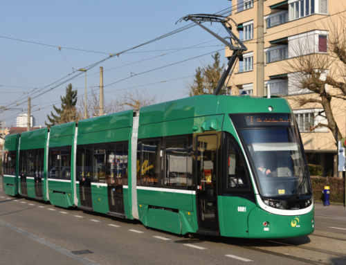 Be 4/6 6001–6017 FLEXITY Basel