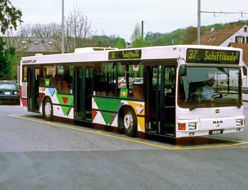 Auto- und Trolleybusse (Gastfahrzeuge)