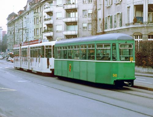 Städtische Verkehrsbetriebe Bern / BERNMOBIL