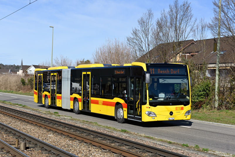 MB O 530 G Citaro C2 Nr. 92
