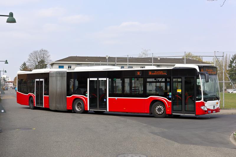 MB O 530 G Citaro C2 Nr. 97