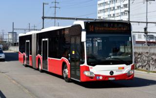 MB O 530 G Citaro C2 Nr. 98