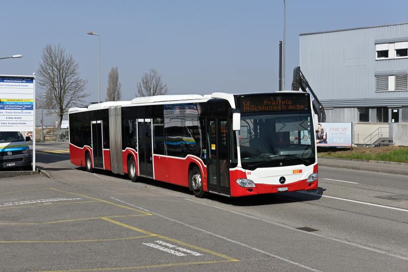 MB O 530 G Citaro C2 Nr. 99