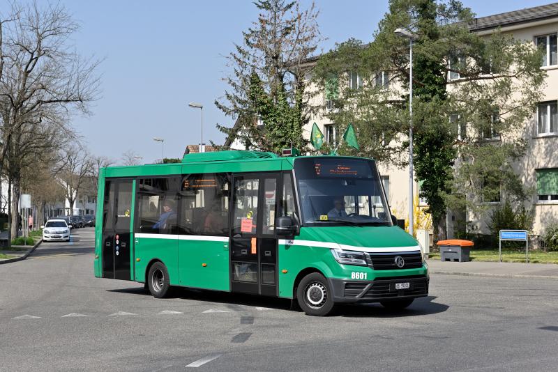 K-Bus City VI Nr. 8601